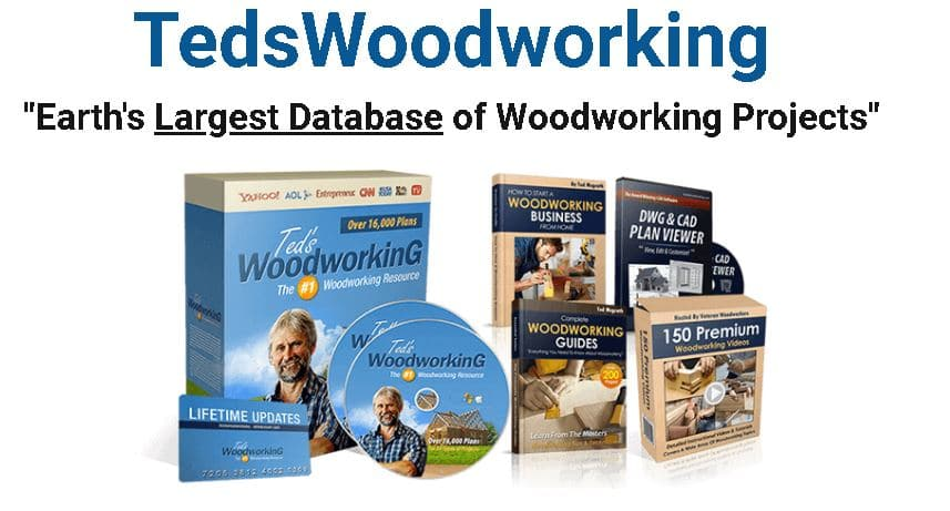 Ted's Woodworking Review is Beginner woodwork projects